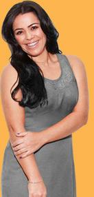 Caso de sucesso Claudia perdeu 13 kg