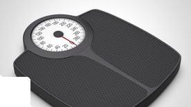 Controle de peso semanal