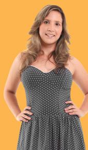 Caso de sucesso Luciana perdeu 9,5 kg